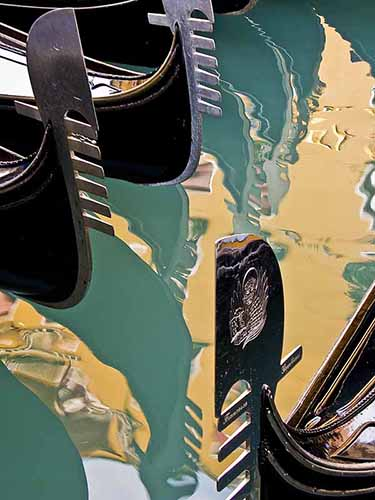 Gondolas Reflected