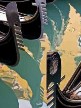 Gondolas Reflected