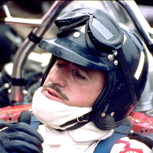 Graham Hill Silverstone 1969