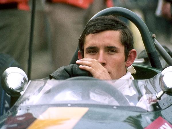 Jackie Ickx Brabham British Grand Prix Silverstone 1969