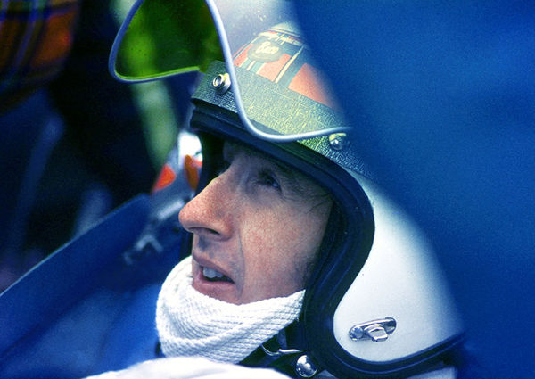 Jackie Stewart, Silverstone