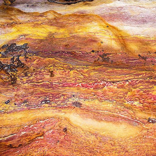 Landscape in Rock
