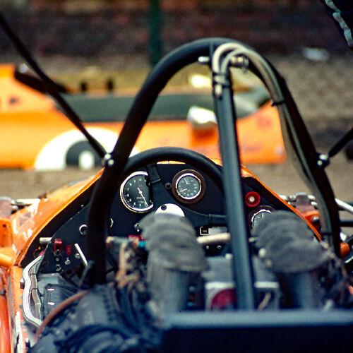 Mclaren F1 exposed, Brands Hatch 1969