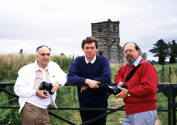 Roger Holman,Roger Guttridge,Roger Lane