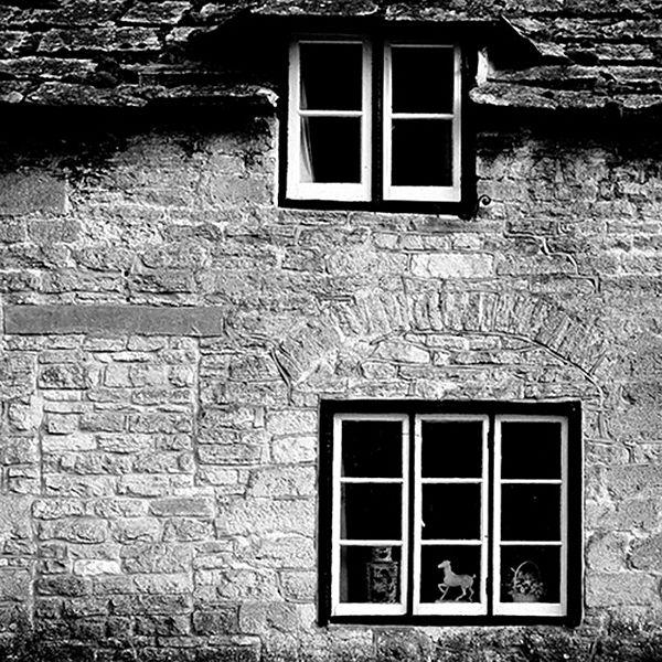 Stone Cottage Window