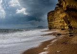 Burton Bradstock Cliffs