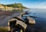 Clavel Tower, Kimmeridge Bay