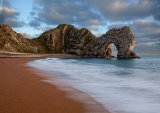 Durdle Door, Winter Light