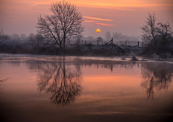 Eyebridge Sunrise