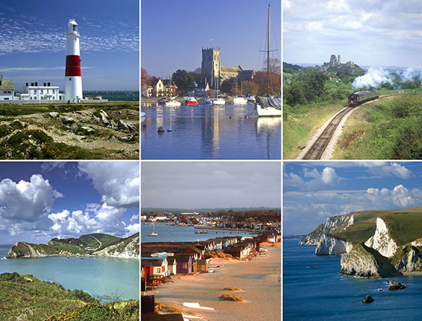 JIGSAW Views Around Dorset