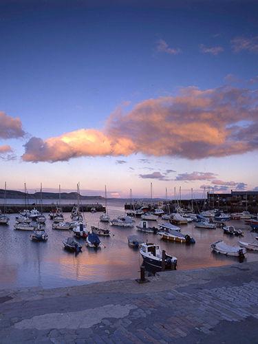 Lyme Regis Evening