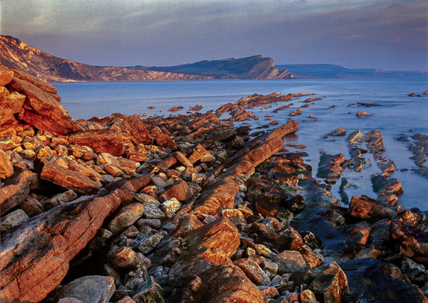 Mupe Bay Evening Light