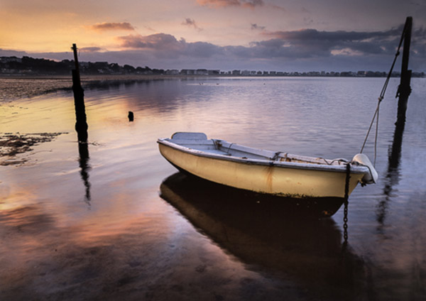 Poole Harbour Morning Light