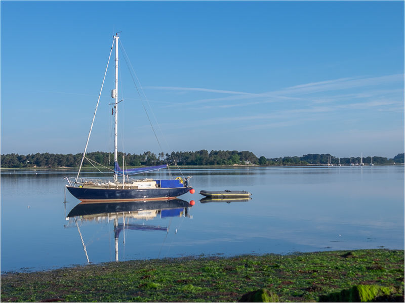 Poole Harbour Backwater
