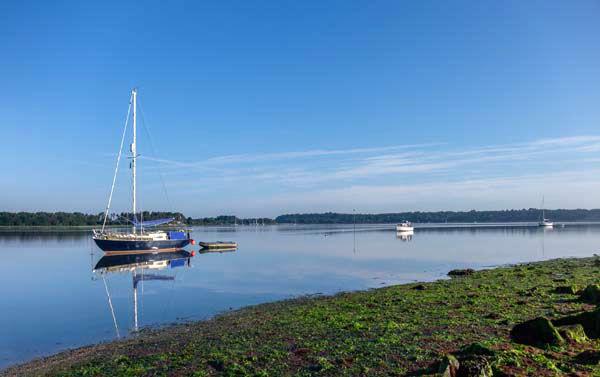 Poole Harbour Becalmed