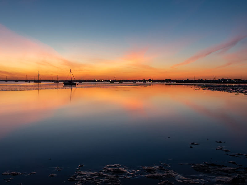 Poole Harbour Sunset 2
