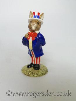 Uncle Sam Bunnykins DB 50