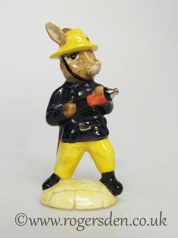 Fireman Bunnykins      DB  75 Out of Stock