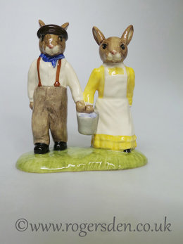 Jack & Jill Bunnykins DB  222 Out of Stock