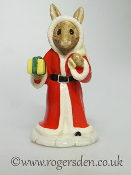 Father Christmas Bunnykins DB  237 Out of Stock