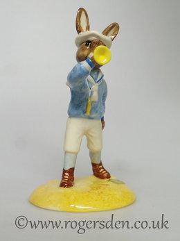 Little Boy Blue Bunnykins DB  239