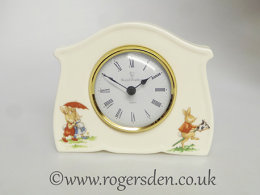 Bunnykins Mantle Clock Out of Stock