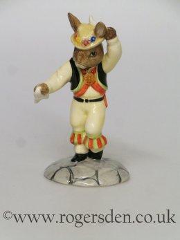 Morris Dancer Bunnykins DB  201