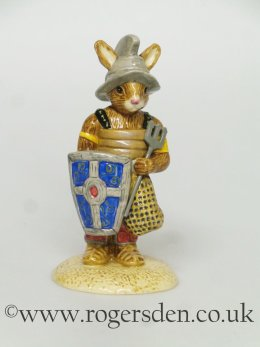 Gladiator Bunnykins DB  326 Out of Stock