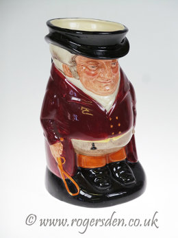 The Huntsman Toby Jug D6320