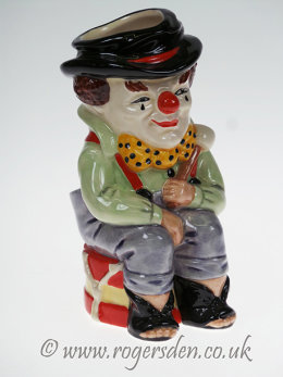 The Clown Toby Jug D6935