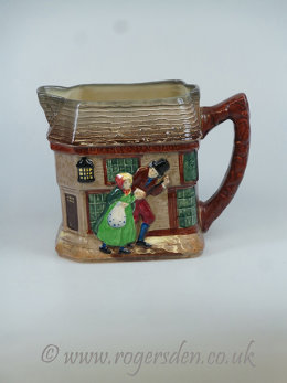 Old Curiosity Shop Jug