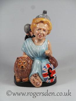 Britannia Thatcher
