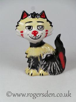 Shaggy The Cat