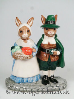 Pilgrim Bunnykins DB212