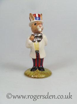 Uncle Sam Bunnykins DB45