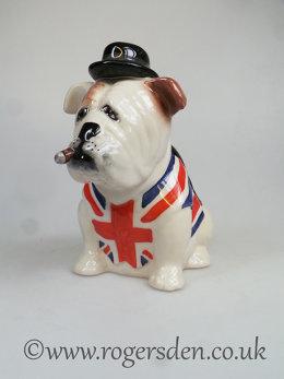 Winston Churchill British Bull Dog                    Out of Stock