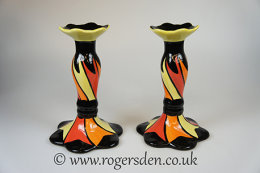 A Pair of Candle Stick