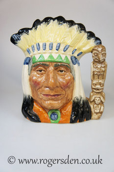 North American Indian D 6786