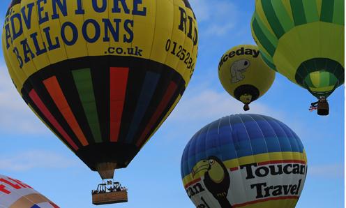Ballons over Basingstoke