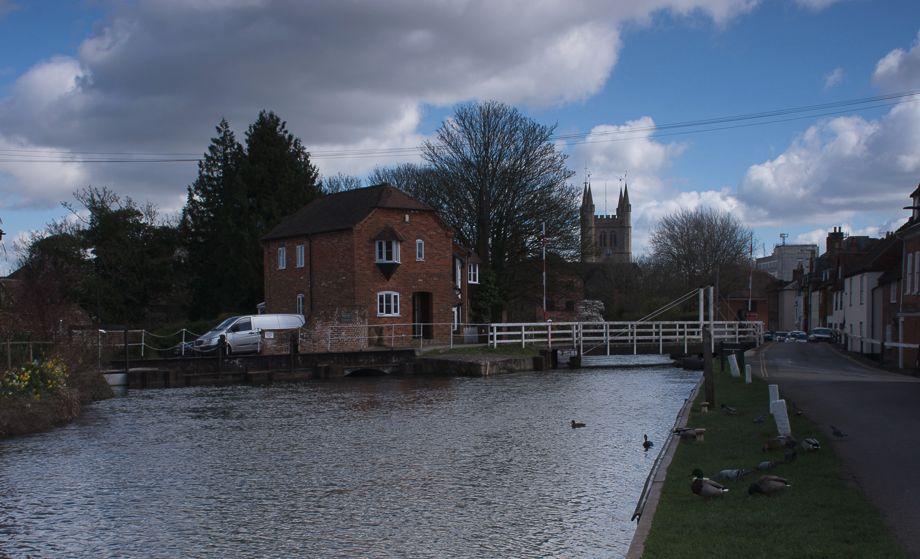 Kennet & Avon Canal near Newbury