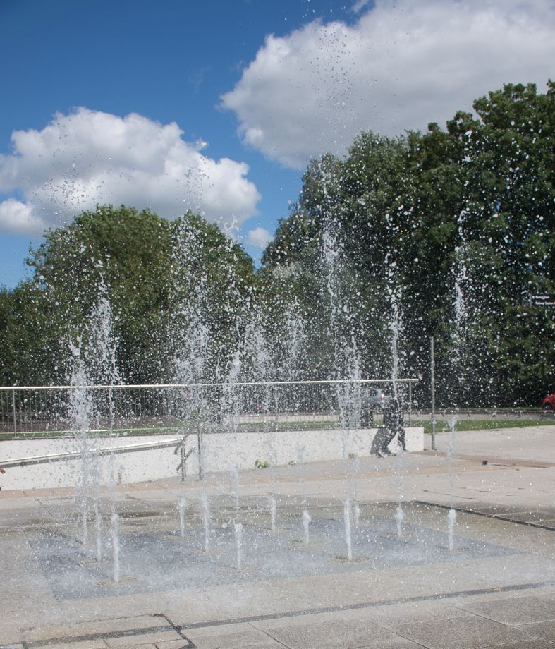 The Fountains