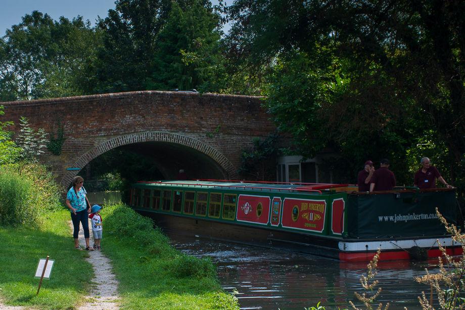 Basingstoke Canal, near Odiham