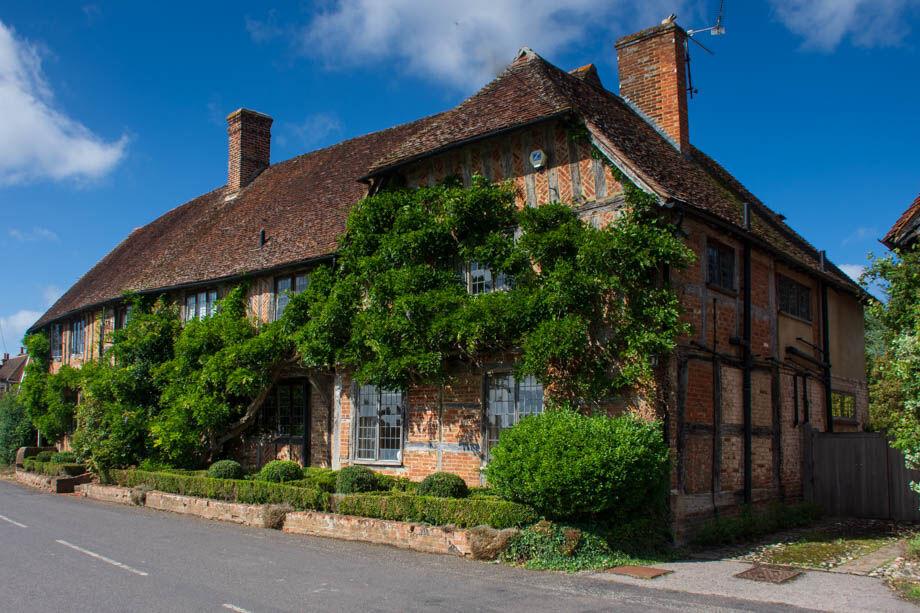 Cottage, Greywell