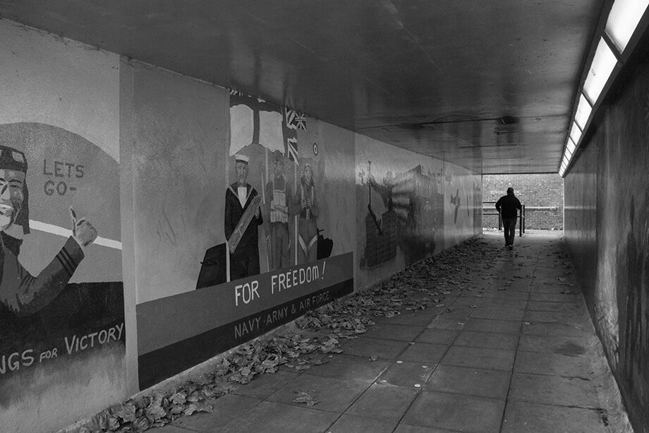 Victory Roundabout Underpass