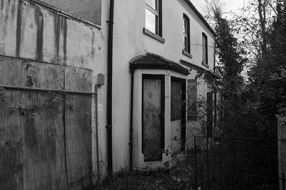 Derelict Property, Vyne Road