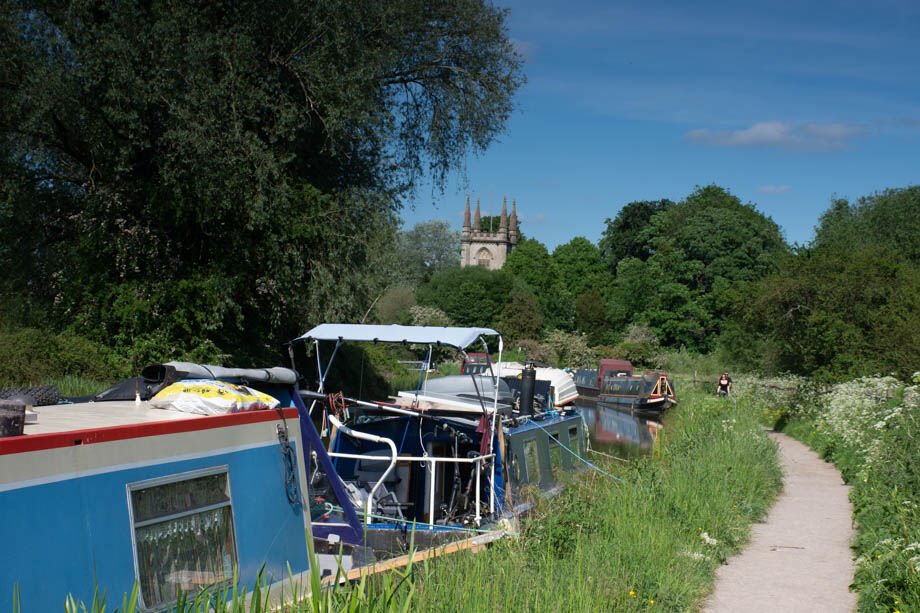 Kennet & Avon Canal near Hungerford