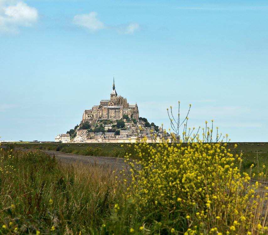 Mont Saint- Michel  June 2014 018