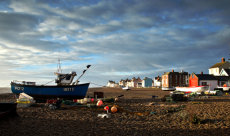 Aldeburgh Beach  - Sunrise.