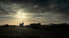 Dawn At Aldeburgh