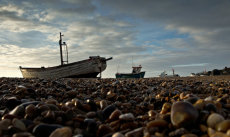 High and Dry At Aldeburgh